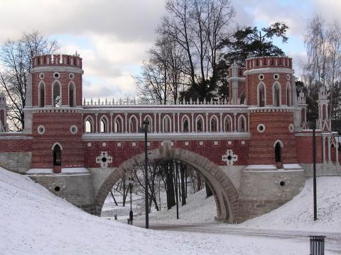 Арка в Царицыно
